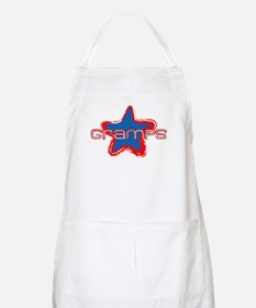 Gramps Star BBQ Apron