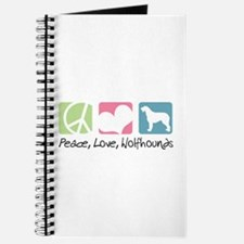 Peace, Love, Wolfhounds Journal
