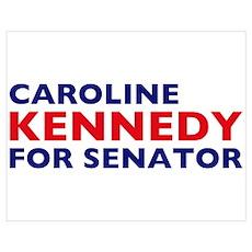 Kennedy for Senator Poster