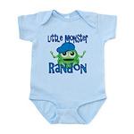 Little Monster Randon Infant Bodysuit