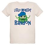 Little Monster Randon Organic Kids T-Shirt