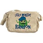 Little Monster Randon Messenger Bag