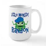 Little Monster Randon Large Mug