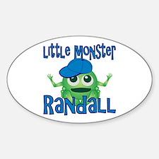 Little Monster Randall Decal