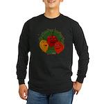 Tres Habaneras Long Sleeve Dark T-Shirt