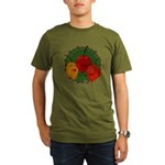 Tres Habaneras Organic Men's T-Shirt (dark)