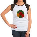 Tres Habaneras Women's Cap Sleeve T-Shirt