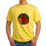 Tres Habaneras Yellow T-Shirt