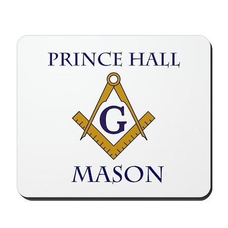 Prince Hall Mason Mousepad