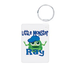 Little Monster Ray Keychains