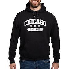 Chicago Est.1837 Hoodie