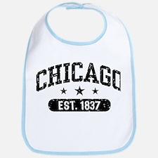 Chicago Est.1837 Bib