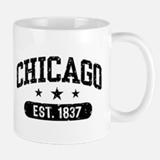 Chicago Est.1837 Mug