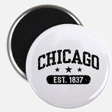 Chicago Est.1837 Magnet