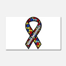 Autism Awareness Car Magnet 20 x 12