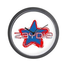 Zaydie Star Wall Clock