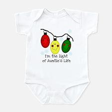 Light of Auntie's Life Infant Bodysuit