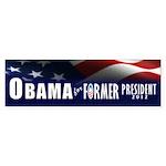 Former President Sticker (Bumper 50 pk)
