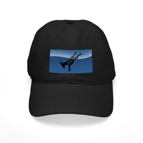 Kicking Ass Black Cap