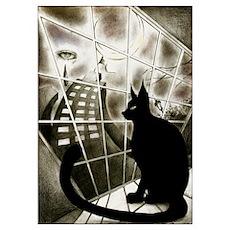 """Cat"" Poster"