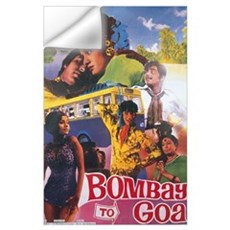 Bombay To Goa Bollywood Wall Decal