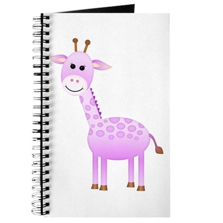 Purple Giraffe Journal