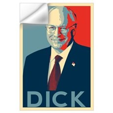 Cheney - DICK Wall Decal