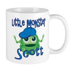 Little Monster Scott Mug