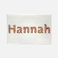 Hannah Fiesta Rectangle Magnet