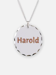 Harold Fiesta Necklace Circle Charm