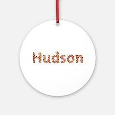 Hudson Fiesta Round Ornament