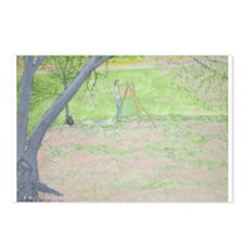 Cherry Trees - The Painter Postcards (Package of