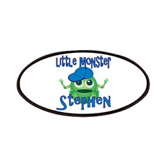 Little Monster Stephen Patches