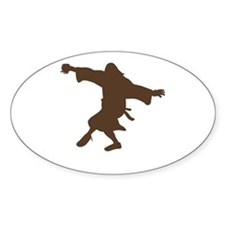 Dancing Dude Decal