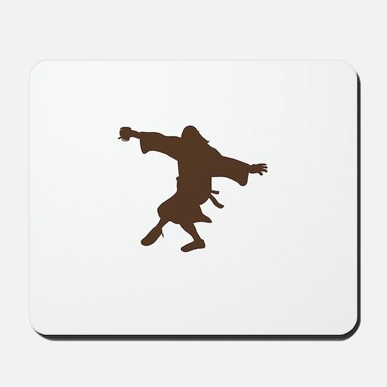 Dancing Dude Mousepad