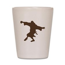 Dancing Dude Shot Glass