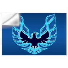 Firebird / Trans Am - Blue Wall Decal