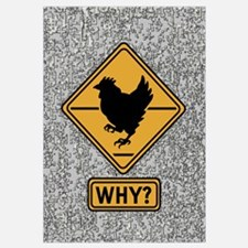 Why did the Chicken Cross?
