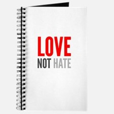 Love Not Hate Journal