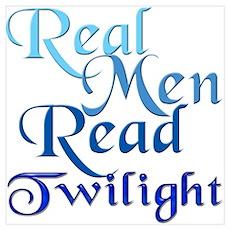 Real Men Read Twilight, Twili Poster