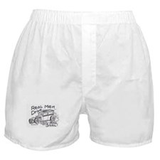 Real Men vintage Roth style retro Boxer Shorts