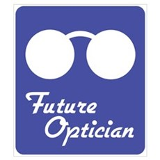 Future Optician Poster