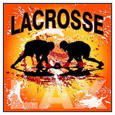 2011 Lacrosse 10 Poster