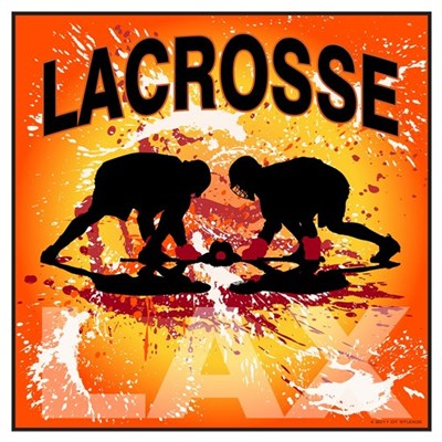 2011 Lacrosse 10 Canvas Art