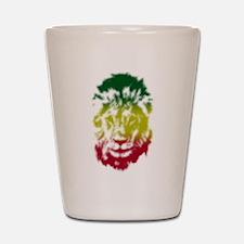 Lion Shot Glass