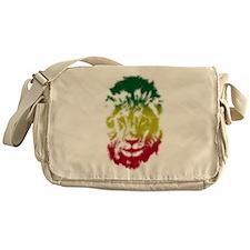 Lion Messenger Bag