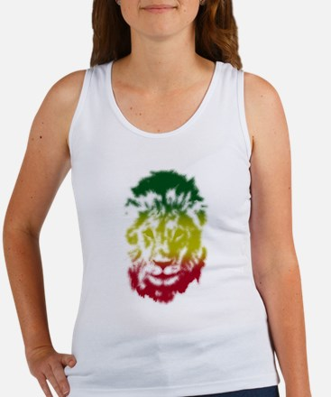 Lion Women's Tank Top