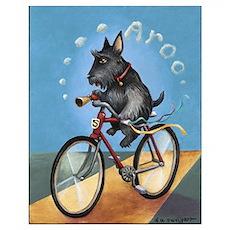 Aroooo - Print Poster