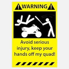 Quad Warning
