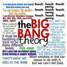 Big Bang Quotes Poster